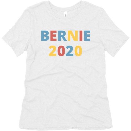 Bernie 2020 Customizable Tees