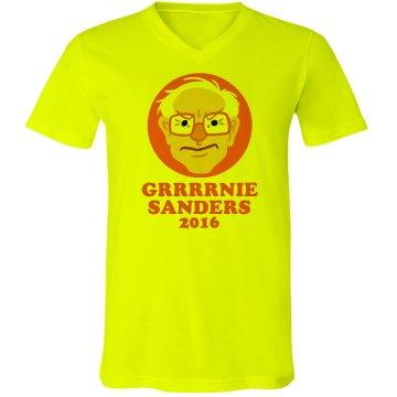 Bernie Sanders Grrrr
