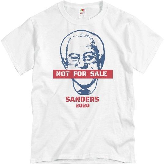 Bernie Sanders is Not for Sale