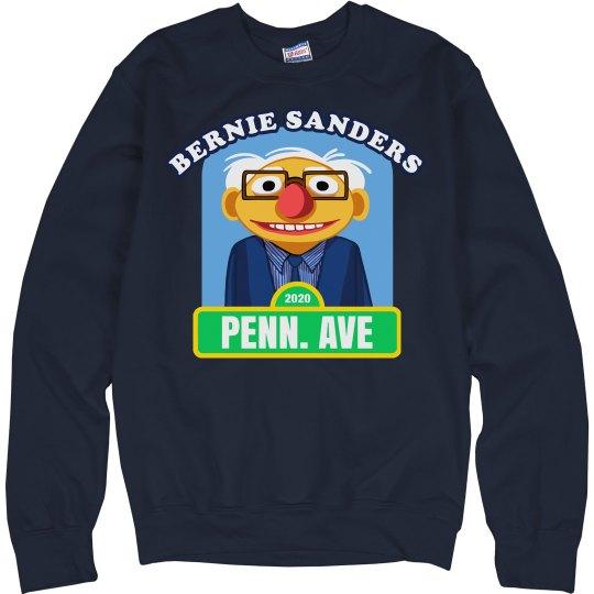 Bernie Sanders Street