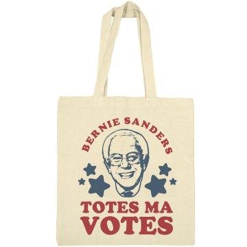 Bernie Sanders Votes Tote