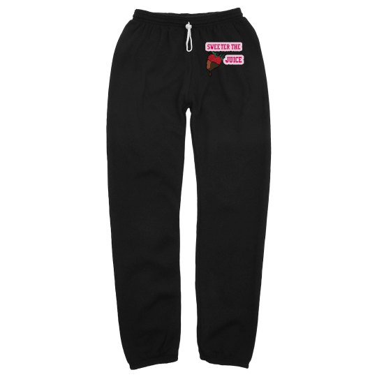 Berry(sweatpants pink)