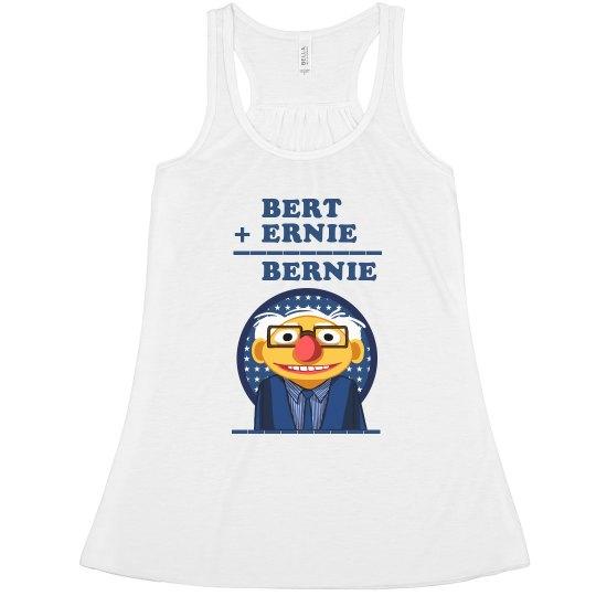 Bert Plus Ernie Equals...