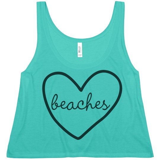 Best Beaches Best Friend Tanks