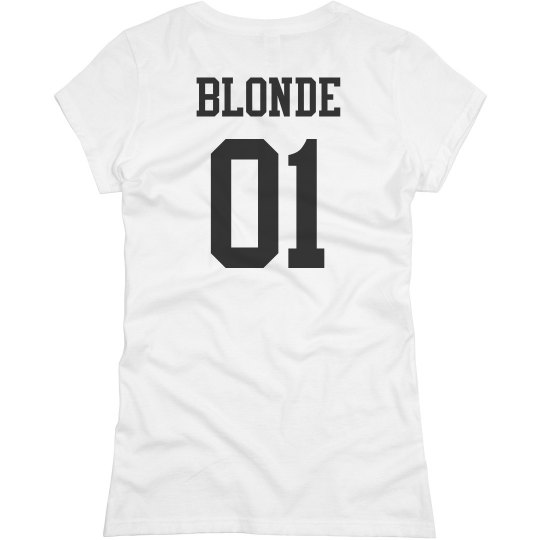 Best Friends Blonde & Brunette