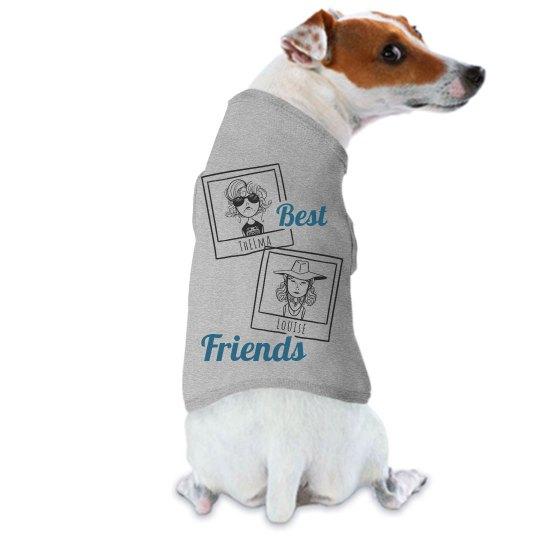 Best Friends (grey)