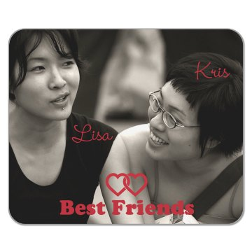 Best Friends Photo Gift
