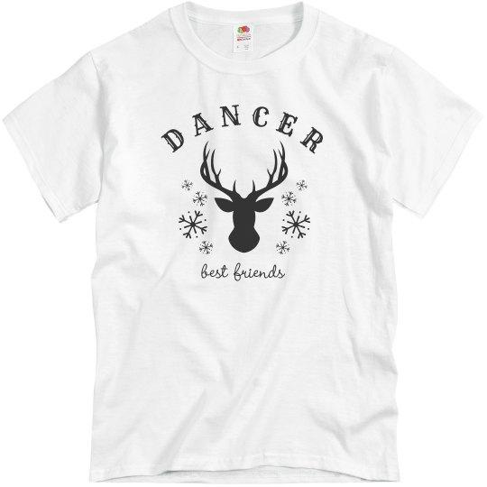 Best Friends Reindeer Dancer