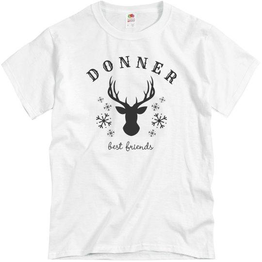 Best Friends Reindeer Donner
