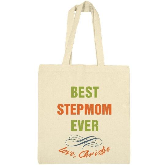 Best Stepmom Ever Tote