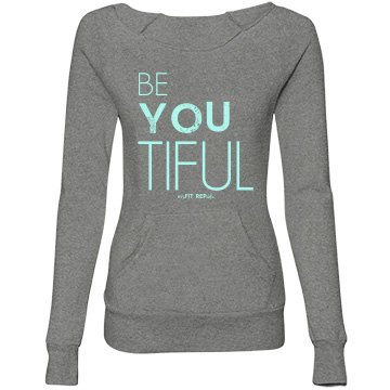 beYOUtiful Blu sweatshirt