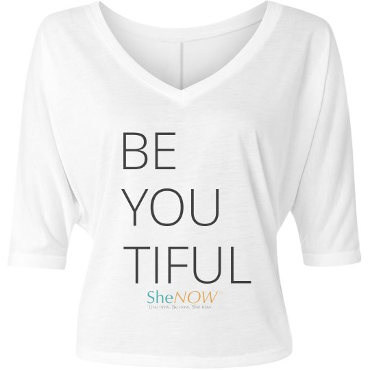 BeYoutiful long sleeve flow