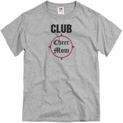 Club cheer mom