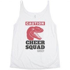 Caution Raptor Squad