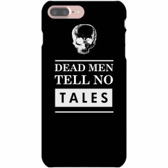 Dead Men Tell No Tales Skull