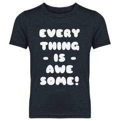 Everything is Awesome Youth Tee