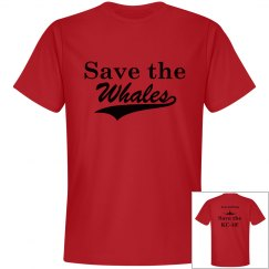 Save the Whales, Premium Shirt