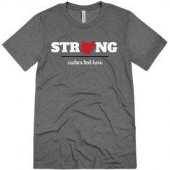 Custom Strong Like Ohio Shirt