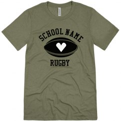 Personalized Rugby Shirt