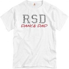 RSD zebra dance dad