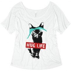 Hug Life Relaxed Tee