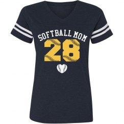 Softball Mom Jersey