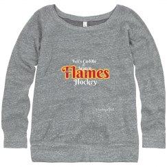 Cuddle Flames Hockey