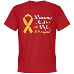 Red Friday for Wife