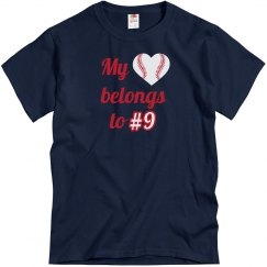 My heart belongs to #?