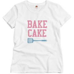 Barbie Pink Bake Cake T-Shirt