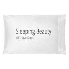 custom Name Sleeping Beauty