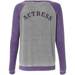 ACTRESS SHIRT