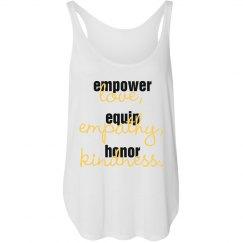 Love, Empathy, Kindness