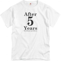 After 5 Years