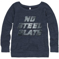 No Steel Slats