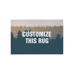 Custom Home Decor Rug