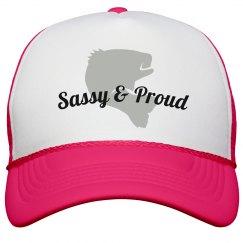 Sassy & Proud Hat