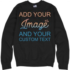 Create A Custom Sweatshirt