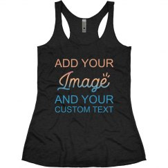 Create Your Own Custom Tank Top