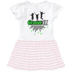 Groove Kidz Striped Dress