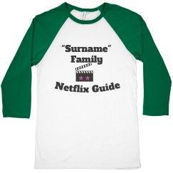 Family netflix guide
