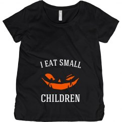I Eat Small Children Pumpkin Demon