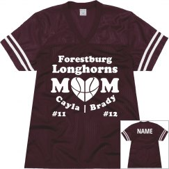 Basketball Mom Jersey: Multiples