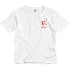 bee kind ( bee hind) youth tee