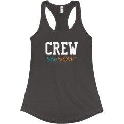 SheNOW Ambassador CREW Tank