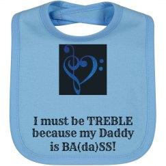 Treble Ba(da)ss (Blue Da)
