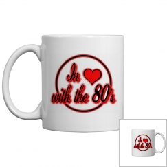 I Love The 80s - Red