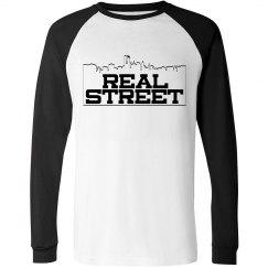 Real Street Long Tee