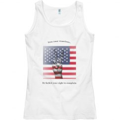 Vote your conscious Tank Top.