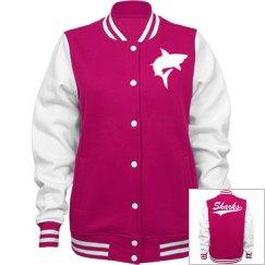 Palacios sharks women's jacket.